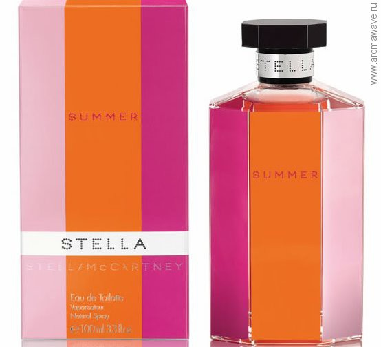Stella McCartney​ Stella Summer 2013