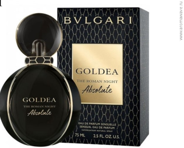 Bvlgari Goldea The Roman Night​ Absolute