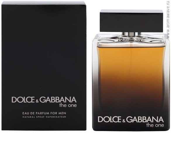 Dolce And Gabbana The One for Men Eau de Parfum