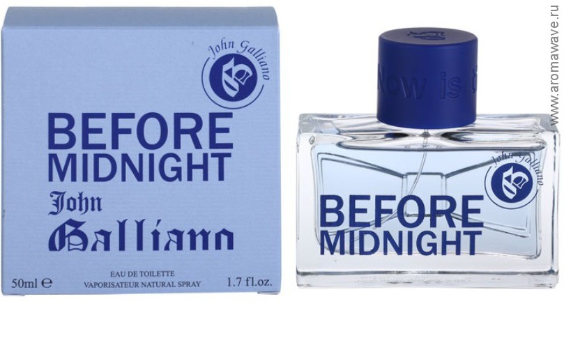 John Galliano Before Midnight