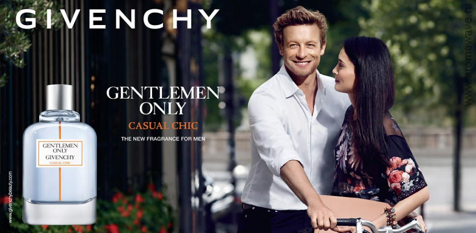 Givenchy Gentlemen Only Casual Chic​