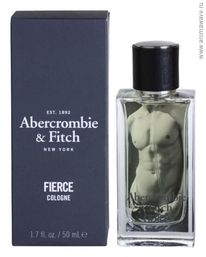 Abercrombie and Fitch Fierce Cologne