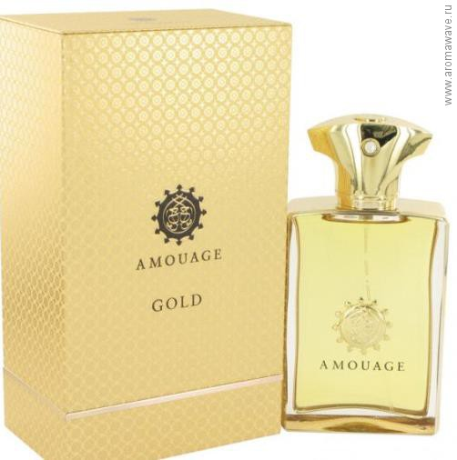 Amouage Gold pour Нomme