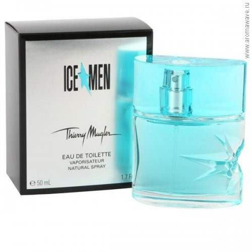 Mugler Ice Men