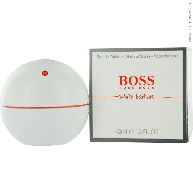 Hugo Boss Boss In Motion White Edition