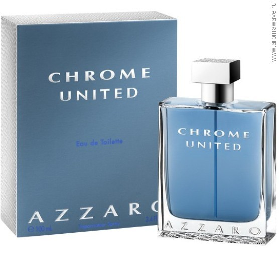 Azzaro Chrome United​
