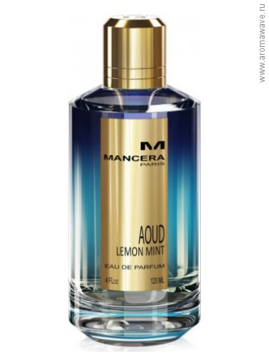Mancera Aoud​ Lemon Mint
