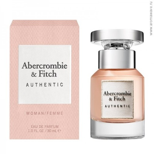 Abercrombie and Fitch Authentic For Woman