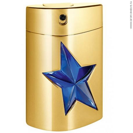 Mugler A*Men Gold Edition