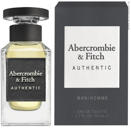 Abercrombie and Fitch Authentic For​ Man