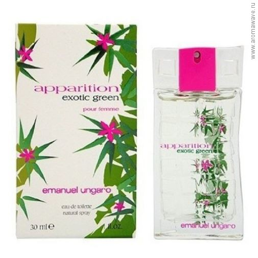 Ungaro Apparition Exotic Green