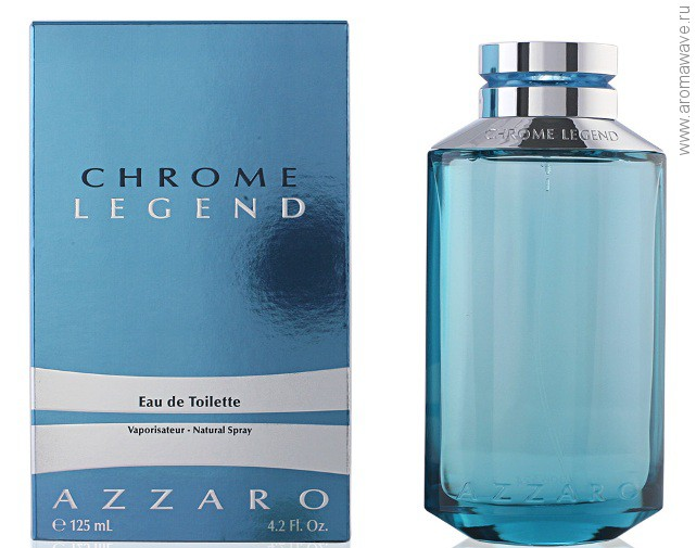 Azzaro Chrome Legend​