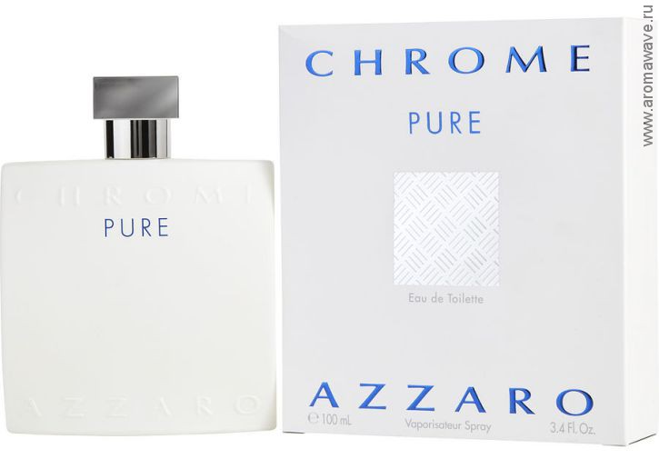 Azzaro Chrome Pure​​​