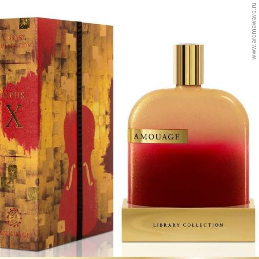 Amouage Library Collection Opus​​ X