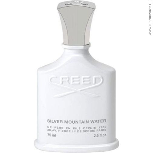 Creed ​​Silver Mountain Water