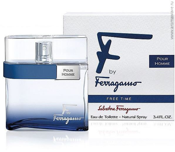 Salvatore Ferragamo F by Ferragamo Free Time​