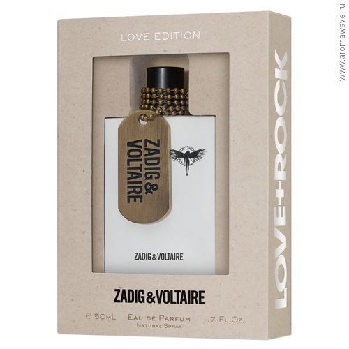 Zadig and Voltaire Tome 1 Rocklove For Her