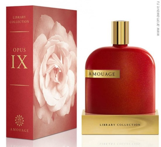 Amouage Library Collection Opus​ IX
