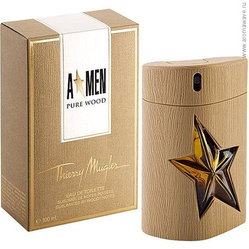 Mugler A*Men Pure Wood